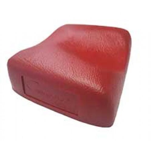 Cosmedico, Подголовник для солярия Rubino, цвет красный
