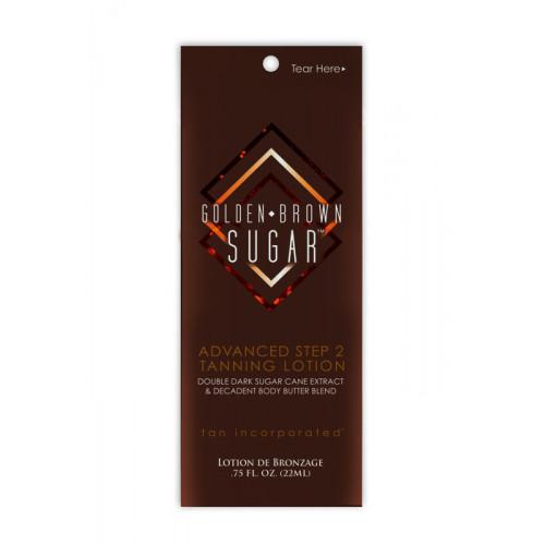 Tan Inc, Увлажняющий лосьон для загара мгновенного действия Golden Brown Sugar, 22 мл