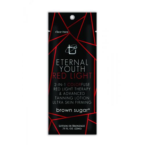 Brown Sugar, Коллагеновый активатор загара с гиалуроновой кислотой Eternal Youth Red Light, 22 мл